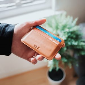Cashless wallet